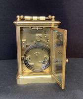 Clock Carriage in Case with Key (2 of 6)