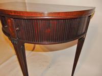 Dutch Mahogany & Marquetry Side Table (6 of 11)