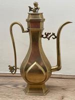 19th Century Bronze Chinese Teapot Kuang-hsu Guangxu Qing (11 of 23)