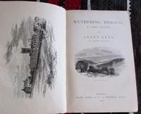 1876 Wuthering Heights  By Emily Bronte & Agnes Grey by Anne Bronte Rare Edition (5 of 5)