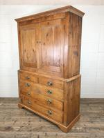 19th Century Antique Pine Housekeepers Cupboard (M-879) (12 of 13)