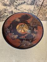 19th Century Chinoiserie Lamp Table (2 of 5)