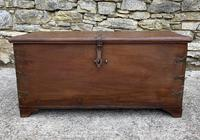 Large Antique Anglo Indian Trunk (2 of 26)