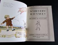 1930 Nursery Rhymes Illustrated by Jack Orr,  Rare Paramount Series (2 of 7)