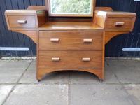 Dressing Table, Art Deco, Walnut (2 of 11)