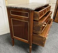 Wonderful French Marble Top Commode (17 of 21)