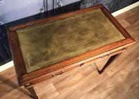 Mahogany Writing Table (5 of 13)