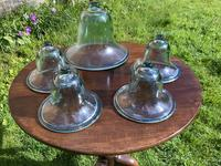 Hand Blown Victorian Glass Cloches (2 of 6)