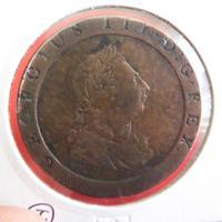 George III Cartwheel Penny (2 of 2)