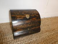 19th Century Coromandel Stationery Box (8 of 8)