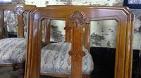 Victorian Oak Chairs (5 of 5)