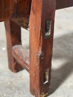 Rustic French Hall Bench (21 of 23)