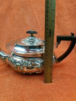 Antique Silver Plated Teapot JB Chatterley & Sons Ltd c.1920 (9 of 12)