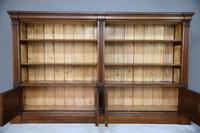 Antique Mahogany Bookcase (8 of 10)