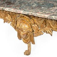 Victorian Giltwood Console Table (10 of 11)