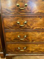 Good Late 18th Century Mahogany Secretaire Bookcase (3 of 8)