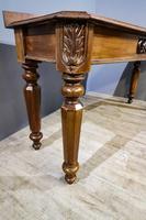 Oak Service Table (2 of 5)