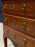 French Parquetry Commode Chest of Drawers (12 of 27)