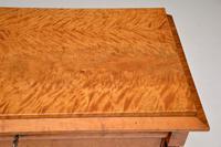 Antique  Swedish  Biedermeier Satin Birch Chest of Drawers (10 of 13)
