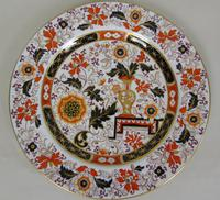 Decorative Pair of 19th Century Ironstone Plates G L Ashworth (3 of 6)