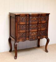 French Oak Chest of Drawers (2 of 10)