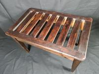 Antique Luggage Rack for Bedroom or Hall (4 of 6)