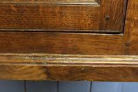 18th Century Oak Hanging Mural Cupboard. North Wales c.1760 (6 of 9)