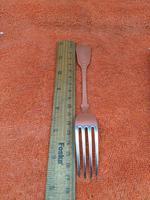 Antique Sterling Silver Hallmarked 1852  Fork, George Aldwinckle, London (7 of 7)