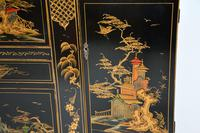 Art Deco Lacquered Chinoiserie Drinks Cabinet / Sideboard (13 of 16)