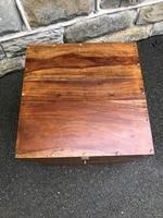 Brass Bound Camphor Box (2 of 6)