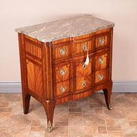 Continental 3 Drawer Commode Chest of Drawers (6 of 13)