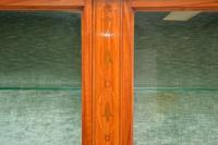 Antique Victorian  Satinwood  Display Cabinet (8 of 13)