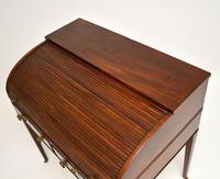 Antique Period George III Mahogany Tambour Top Desk (11 of 15)