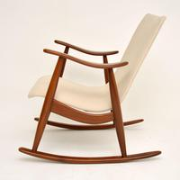1960's Dutch Rocking Chair by Louis Van Teeffelen (6 of 10)