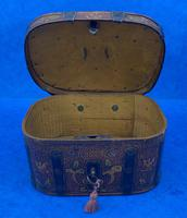 19th Century Arts And Crafts Scandinavian Birch Box (11 of 12)
