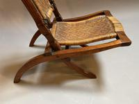 19th Century Anglo-Colonial Steamer Chair (5 of 8)