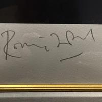 Ronnie Wood Signed Limited Edition Print 'Moscow Flyer' Number 160 of 180 with Blind Stamp (4 of 11)