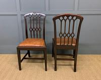 Set of 8 Mahogany Chippendale Style Dining Chairs (6 of 13)