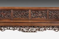 Mid 19th Century Chinese Hardwood Sofa (4 of 9)