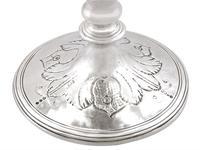 Sterling Silver Goblet - Antique Charles I 1630 (4 of 12)