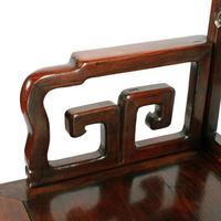 Qing Dynasty Hongmu Throne Chairs (8 of 8)