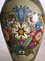 Pair of Large Antique Royal Bonn Vases - Art Nouveau (8 of 9)