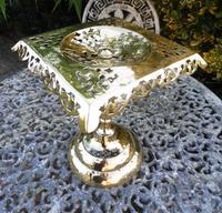 Ornate Brass Trivit 1850 (9 of 13)