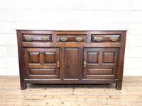 18th Century Welsh Oak Dresser Base (2 of 10)