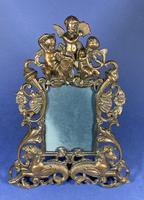 Victorian Cast Iron Photo Frame (7 of 10)
