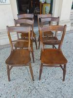 Antique Kitchen Chairs (2 of 6)
