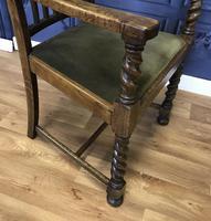 Oak Armchair (6 of 7)