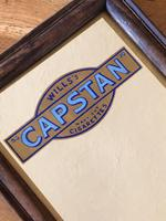 Will's Capstan Tobacco Advertising Mirror (3 of 4)