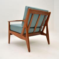 1960's Danish Teak Armchair by Arne Vodder (4 of 11)