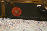 American Fitted Steamer Trunk or Cabin Wardrobe by Luxor (3 of 8)
